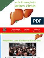 Semana de Combate às Hepatites Conchal