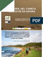 El Perfil Del Turista Ecuestre en Espana