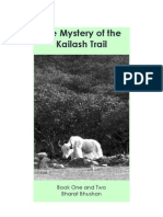 The Mystery of the Kailash Trail (Book 1 and 2)