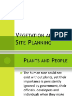 Vegetation and Site Planning2.ppt