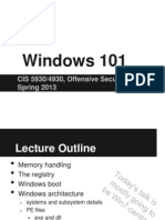 03 Windows Overview
