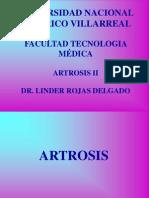 Artrosis Teoria II