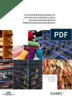 Análisis de la Actividad Emprendedora en Sectores de Comercio en América Latina Una aproximación desde el Global Entrepreneurship Monitor