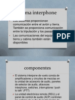 Sistema Interphone