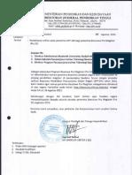 Pendaftaran Online Calon Penerima BPP DN