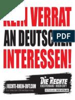 Kein Verrat an deutschen Interessen!