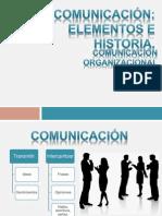 La Comunicacion Organizacional - Presentacion