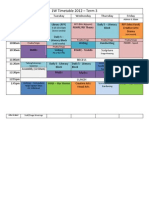 1w timetable 2013 t3
