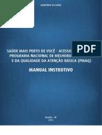 Manual Instrutivo Pmaq Site