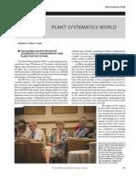 Plant Systematics World