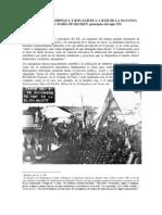 CONSTRUCCIÓN SIMBÓLICA Y RITUALÍSTICA A RAÍZ DE LA MATANZA DE SANTA MARÍA DE IQUIQUE