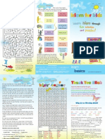 Islam for kids ( pamphlet )