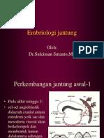 dr. sulaiman. embriologi jantung