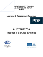 Inspect and Service Engines