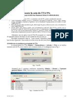 Modificare TVA 9%_Ordonanta 16.2013