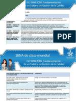 1.7. Descripción de las normas realtivas a ISO 9000