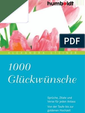 130268713 1000 Gluckwunsche Spruche Zitate Und Verse Fur