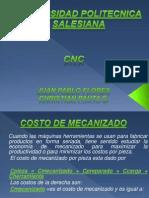Costo Christian Pauta Flores