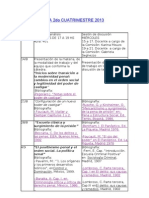 Delito y Sociedad - Cronograma 2_2013