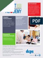 DCPS-Parent Academy (Website Flyer)