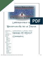 DANZAS DE MEXICO Laboratorio de Recopilación de la Danza.pdf