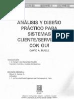 Analisis y diseño practico de sistemas con GUI