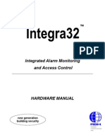 RBH Integra32 IRC-2000 Manual