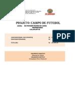 ORÇA. ESTÁDIO  FUT-POV.CONDURÚ
