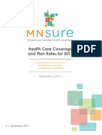 MNsure Estimates