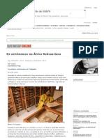 Os astrônomos na África Subsaariana _ GGN