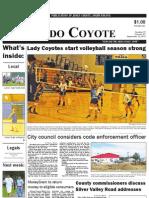 Murdo Coyote, September 12, 2013