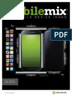 Millennial Media - Q2 2013 Mobile Mix Report