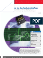 Information for Medical Applications