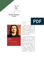 ALFRED JARRY Y EL COLLÉGE DE PATAPHYSIQUE