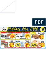 Friedman's Freshmarkets - Weekly Ad - September 12 - 18, 2013