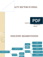 Realty Sector in India