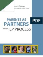 iep parent handbook