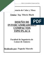 55041- Transf. de Calor y Masa- Diseño de Inter Co