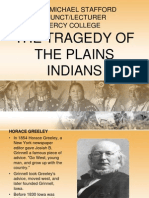 Tragedy of the Plains Indians