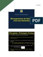5077_Microrganismos Do Solo e o Ciclo Dos Nutrientes