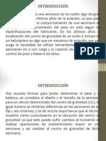 Peso y Balance de Aeronaves - Universidad Don Bosco