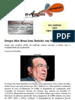 Grupo São Braz lesa Estado em R$ 7 milhões