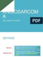 Slide Angiosarkoma