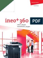 Ineo 360 - Brochure - Eng - Fin