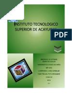 Notación del modelo entidad relación en  UML