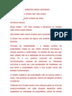 Propriedade e Dreitos Reais Limitados (1)