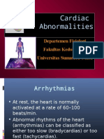 Cardiac Abnormalities CVS-K15