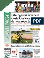 Jornal o Parana 180813