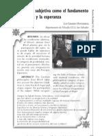 introducción a la filosofía de E Bloch