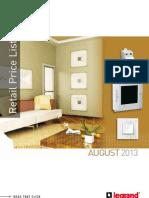 Retail PL Aug 2013